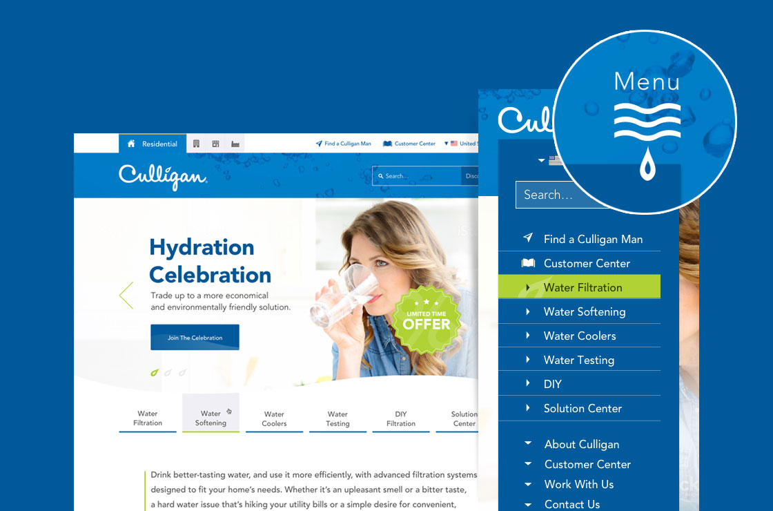 Culligan Visual Design